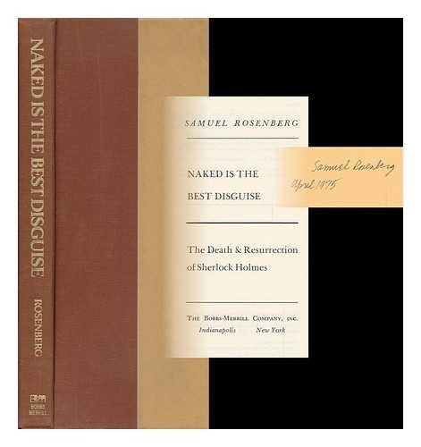 9789997511515: Naked Is the Best Disguise: The Death & Resurrection of Sherlock Holmes