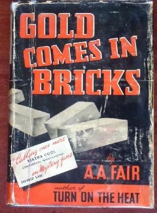 9789997511706: Gold Comes in Bricks