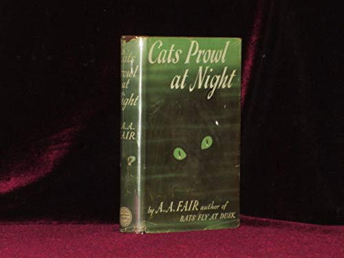 9789997511768: Cats Prowl at Night