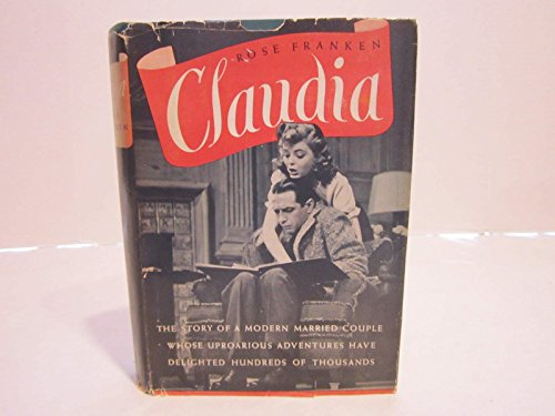 Claudia: The Story of a Marriage: Franken, Rose
