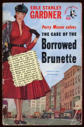 9789997513533: The Case of the Borrowed Brunette