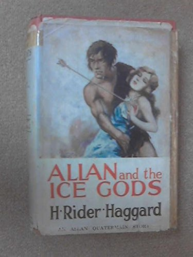 9789997516343: Allan and the Ice-Gods