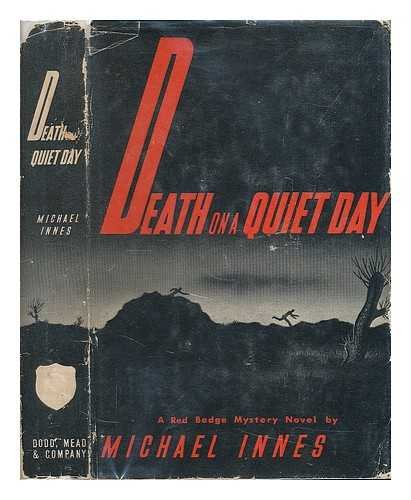 9789997517791: Death on a Quiet Day/ (English Title = Appleby Plays Chicken)