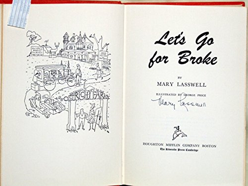 Let's Go For Broke: A New Suds: Mary Lasswell