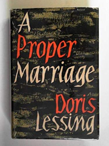 9789997518583: A Proper Marriage