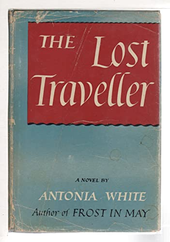 9789997519443: The lost traveller