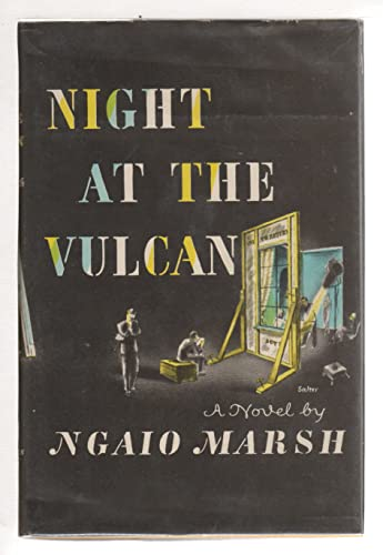 9789997522238: Night at the Vulcan/(English Title = Opening Night)