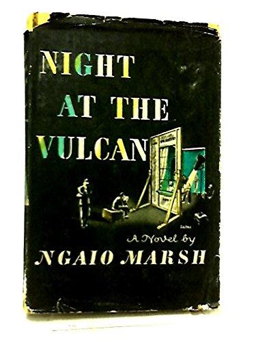 9789997522238: Night at the Vulcan/(English Title = Opening Night)