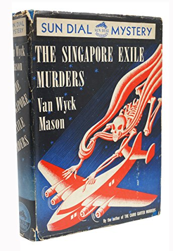 9789997523242: Singapore Exile Murders