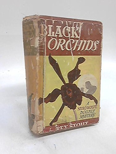 9789997524645: Black Orchids, Tinsley'S Bones, The Six Iron Spiders