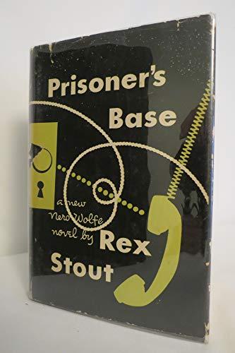 9789997525086: Prisoner's Base : A Nero Wolfe Mystery
