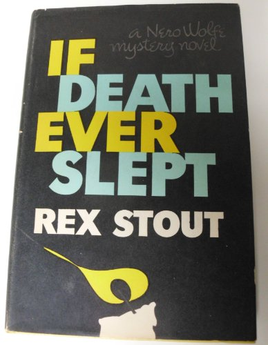 9789997525208: If Death Ever Slept