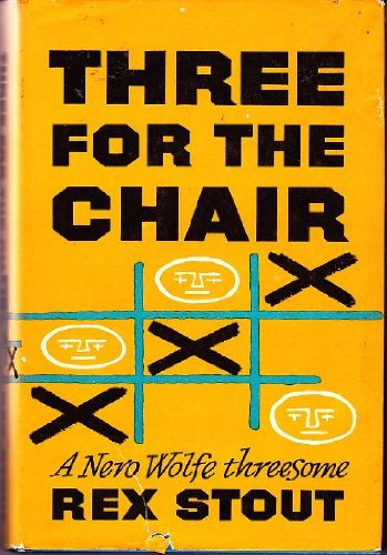 9789997525215: Three for the Chair