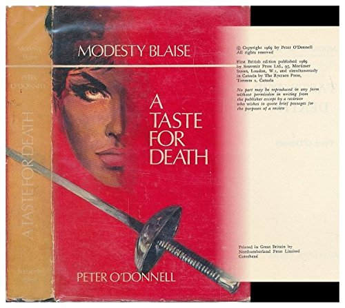 A Taste for Death (9997526899) by O'Donnell, Peter