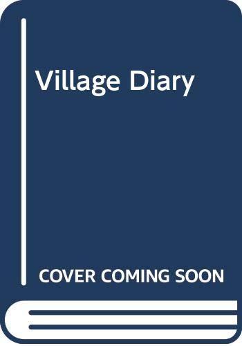 9789997529176: Village Diary