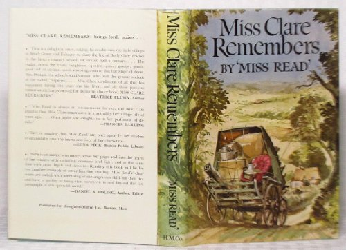 9789997529299: Miss Clare Remembers