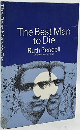 9789997529701: The Best Man to Die