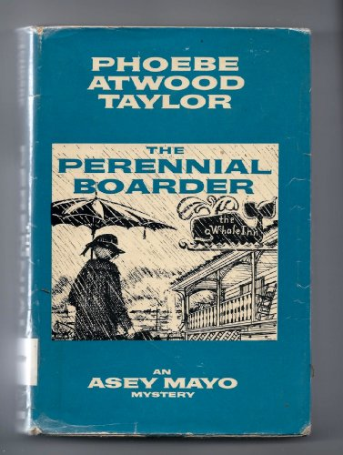 9789997530325: The Perennial Boarder: An Asey Mayo Mystery