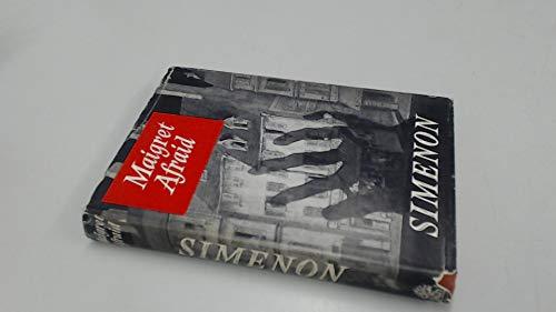 9789997531384: Maigret Afraid