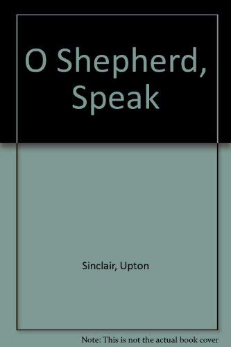 9789997531728: O Shepherd, Speak