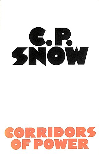 Corridors of Power: Snow, Charles Percy
