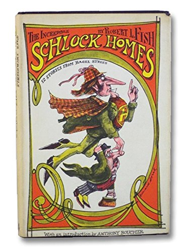 9789997533999: The Incredible Schlock Homes