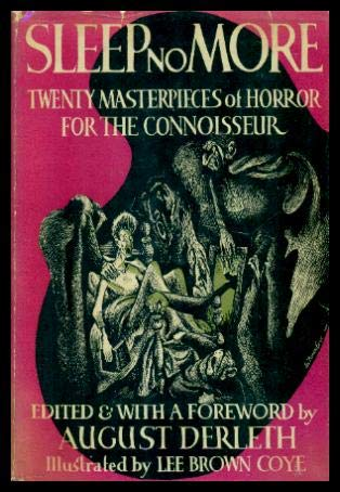 9789997541864: Sleep No More: Twenty Masterpieces of Horror for the Connoisseur