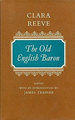 9789997542410: The Old English Baron: A Gothic Story