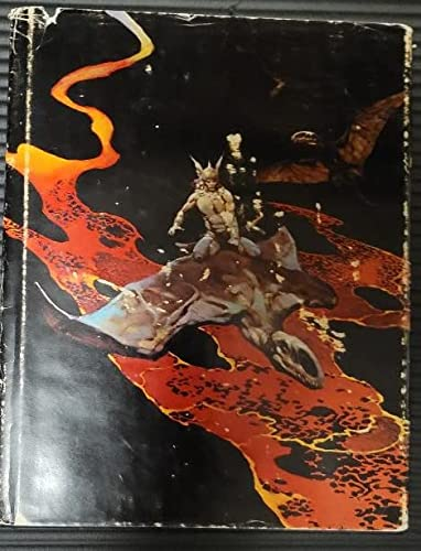 NIGHT IMAGES: A BOOK OF FANTASY VERSE: Howard, Robert E. ; Corben, Richard and Frazetta, Frank (...