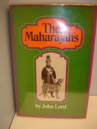 9789997546906: The Maharajahs