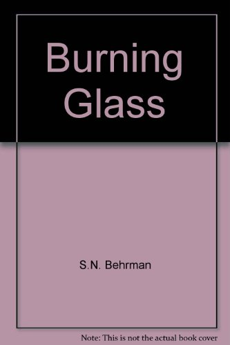 9789997548603: The Burning Glass