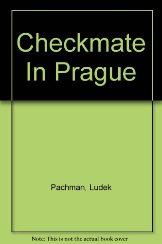 9789997548818: Checkmate in Prague