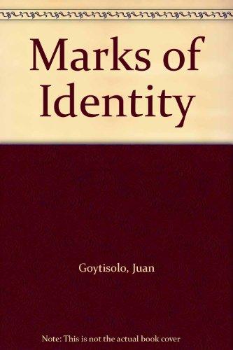 Marks of Identity: Juan Goytisolo