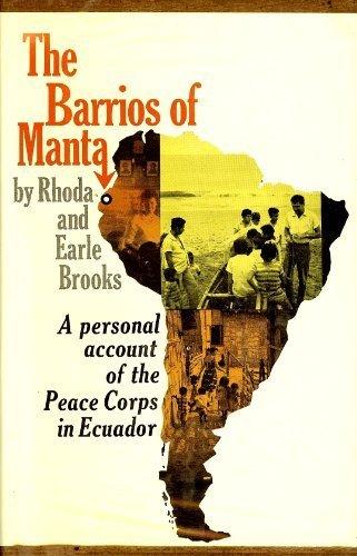 The barrios of Manta : a personal: Brooks, Rhoda Smith