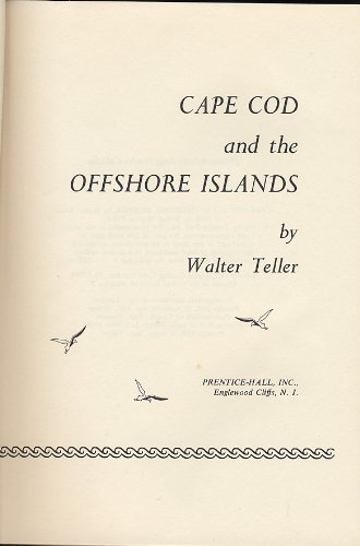 9789997558725: Cape Cod and the Offshore Islands