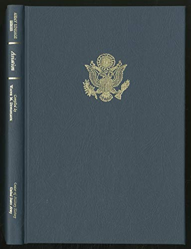 9789997583376: Aviation (Army Lineage Series)