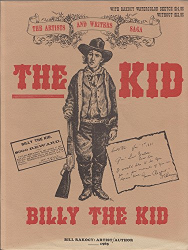 The Kid: Billy the Kid: Rakocy, Bill