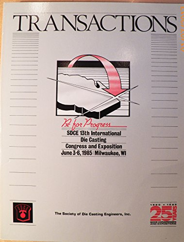 9789997633668: Transactions, 13th, 1985
