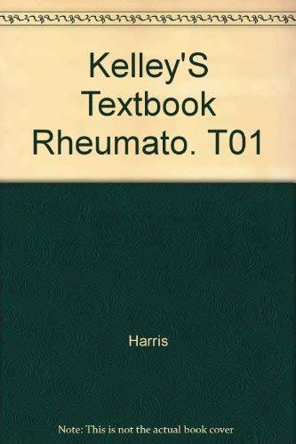 Rheumatology edition textbook pdf of kelleys 8th