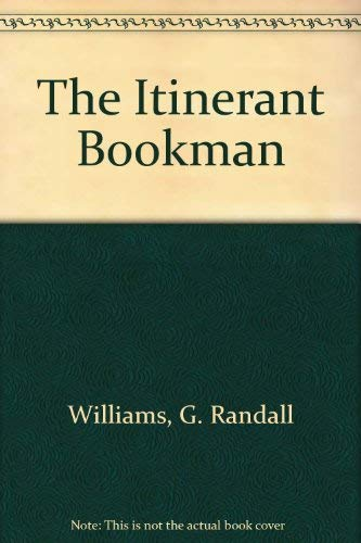 9789997643889: The Itinerant Bookman