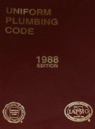 Uniform plumbing code abebooks fandeluxe Gallery
