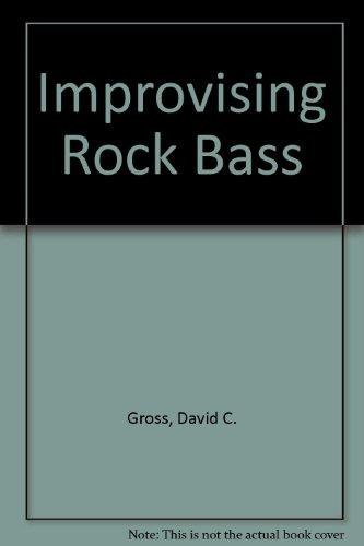 9789997754226: Improvising Rock Bass