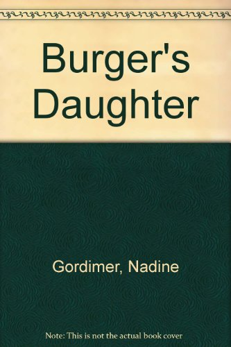 9789997759832: Burger's Daughter