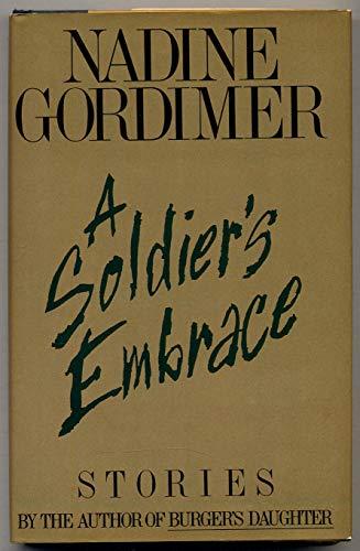 9789997759887: A Soldier's Embrace