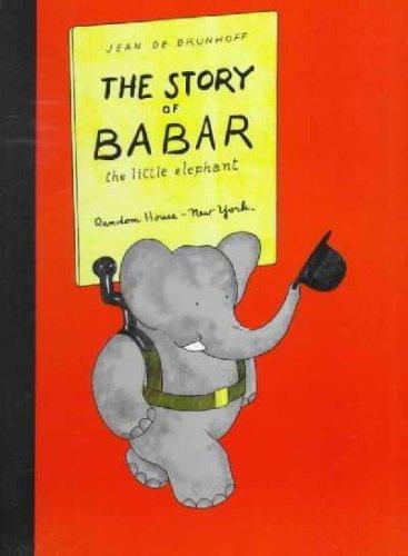 9789997774552: THE STORY OF BABAR THE LITTLE ELEPHANT (1ST RANDOM HOUSE PRT)