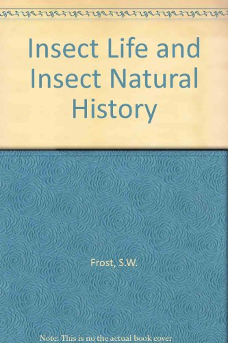 9789997790804: Insect Life and Insect Natural History