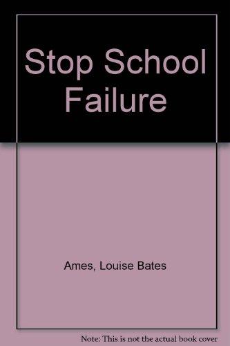 9789997908537: Stop School Failure