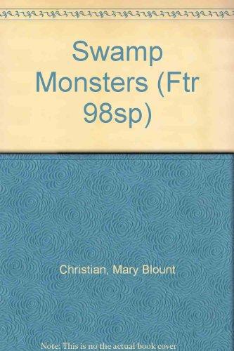 9789998018785: Swamp Monsters (Ftr 98sp)