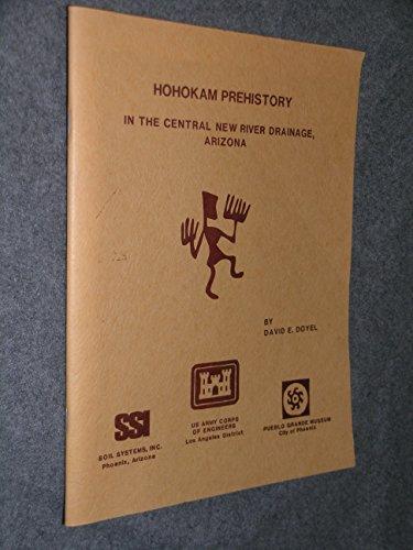 9789998022706: Hohokam Prehistory in the Central New River Basin Ge
