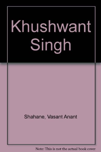 Stock image for Khushwant Singh for sale by WeSavings LLC